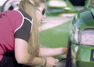 Nurofen Big Lives Trust – Danielle Murphy – Drift Car Driver