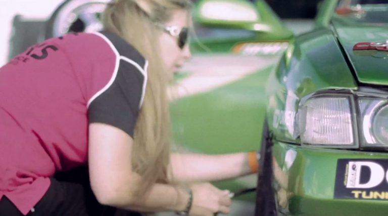 Nurofen Big Lives Trust – Danielle Murphy – Drift Car Driver