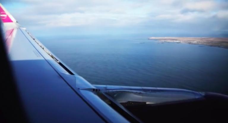 WOW AIR – DESTINATION ICELAND